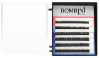 Ресницы для наращивания Bombini Микс D-0.12 9-11 (6 линий) -