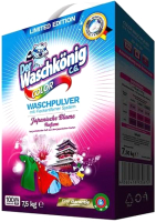 Стиральный порошок Der Waschkonig C.G. Color Japanische Blume Parfum (7.5кг) -