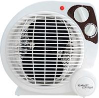 Тепловентилятор Scarlett SC-FH211S (белый) -