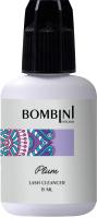 Обезжириватель для ресниц Bombini С экстрактом сливы (15мл) -