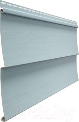 Сайдинг Docke Standard D5C Голубика (3000x256)