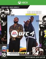 Игра для игровой консоли Microsoft Xbox One UFC 4 -