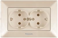 Розетка Panasonic Karre Plus WKTT02052BR-BY -