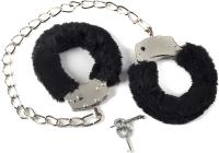 Наножники Lola Toys Bondage / 36350 (черный) -