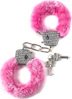 Наручники Lola Toys Bondage / 36351 (розовый) -