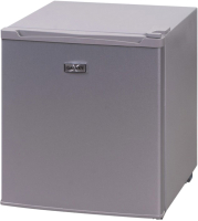 Холодильник с морозильником Galaxy GL3103 (серебристый) -