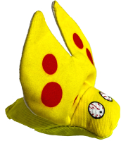 Игрушка для животных Rosewood Божья коровка YEOWWW / 63097/RW (желтый) -