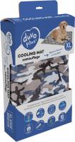 Матрас для животных Duvo Plus Охлаждающий / 11535/DV (XL, камуфляж) -