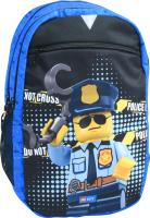 Школьный рюкзак Lego City Police Cop / 10072-2003 -