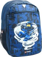 Школьный рюкзак Lego Ninjago Spinjitzu Jay / 10072-2009 -