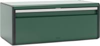 Хлебница Brabantia 304705 (зеленая сосна) -