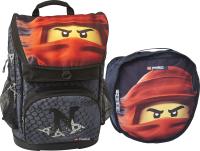 Школьный рюкзак Lego Ninjago Kai of Fire Maxi / 20180-2001 (4 предмета) -