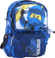 Школьный рюкзак Lego Freshmen Ninjago Jay / 20189-2002 (3 предмета) -