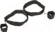 Фиксатор Lola Toys Bondage Collection Thigh and Wrist Cuffs / 55224 -