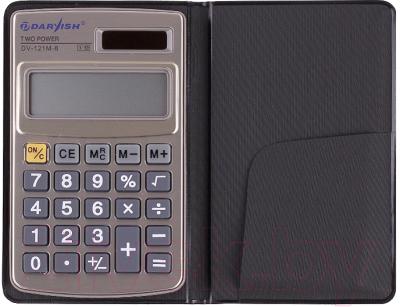 Калькулятор Darvish DV-121M-8