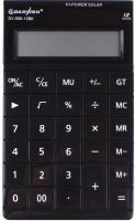 Калькулятор Darvish DV-500-12BK -