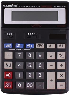 Калькулятор Darvish DV-8850-14DM