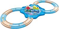 Железная дорога игрушечная Hape Подводный мир / E3827-HP -