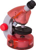 Микроскоп оптический Levenhuk LabZZ M101 / 69730 (Orange) -