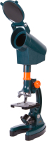 Микроскоп оптический Levenhuk LabZZ M3 / 69741 (с адаптером для фотоаппарата) -