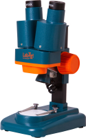 Микроскоп оптический Levenhuk LabZZ M4 стерео / 70789 -