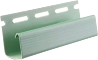 Угол для сайдинга Docke J Dacha (3м, светло-зеленый) -
