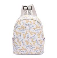 Рюкзак OrsOro DS-9030 (мелкие цветы на белом) -