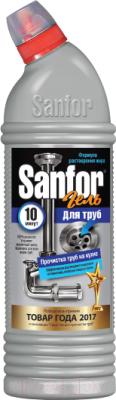 Средство для устранения засоров Sanfor Для кухни