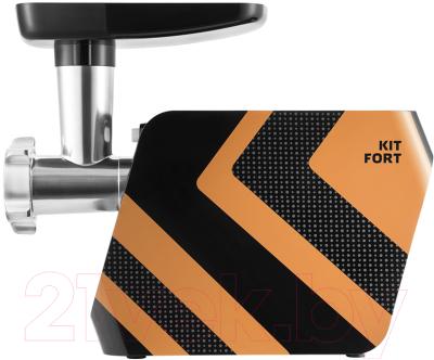 Мясорубка электрическая Kitfort KT-2106-3