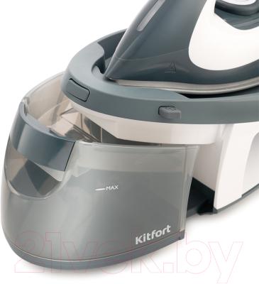Утюг с парогенератором Kitfort KT-968