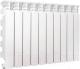 Радиатор алюминиевый Fondital Al Ardente C2 500/100 (5 секций) -