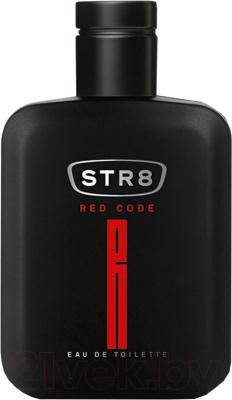 Туалетная вода STR8 Red Code for Men