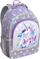 Школьный рюкзак Erich Krause ErgoLine 15L Dream Unicorn / 48501 -