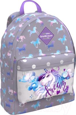 Школьный рюкзак Erich Krause EasyLine 17L Dream Unicorn / 48472