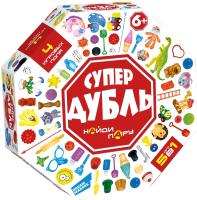 Настольная игра Dream Makers Супер Дубль / 2012H -