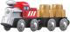 Локомотив игрушечный Hape Зубчатый поезд / E3751-HP -