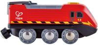 Локомотив игрушечный Hape С коленчатым приводом / E3761-HP -