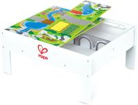 Игровой стол Hape Двусторонний стол с системой хранения / E3714-HP -