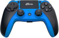 Геймпад Ritmix GP-063BTH (черный/синий) -