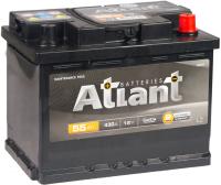 Автомобильный аккумулятор Atlant R+ (55 А/ч) -