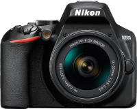 Зеркальный фотоаппарат Nikon D3500 Kit AF-P 18-55mm Non VR  -