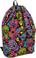 Школьный рюкзак Erich Krause EasyLine 16L Funny Skulls / 46331 -
