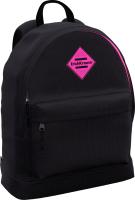 Школьный рюкзак Erich Krause EasyLine 17L Black&Pink / 48618 -