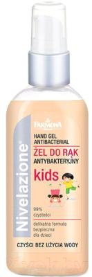 Гель для рук детский Farmona Nivelazione детский антибактериальный гель