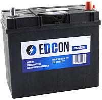 Автомобильный аккумулятор Edcon DC45330R (45 А/ч) -