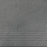 Ступень Opoczno Solar Grey Steptread Structure OD912-021-1 (300x300) -