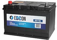 Автомобильный аккумулятор Edcon DC91740L (91 А/ч) -