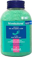 Соль для ванны Farmona Nivelazione для ног из лекарственных трав (600г) -