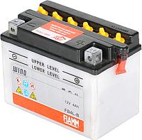 Мотоаккумулятор Fiamm FB4L-B / 7904436 (4 А/ч) -