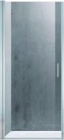 Душевая дверь Adema НАП-80 / NAP-80 (прозрачное стекло) -